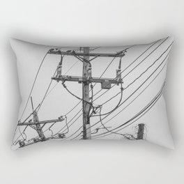 A Slow Takeover Rectangular Pillow