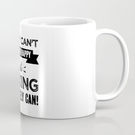 Boxing makes you happy gift Coffee Mug