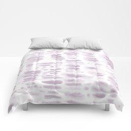 Dye Dash Lavender Comforters