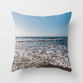 Sullivan's Island V Throw Pillow