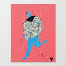 hilos Canvas Print