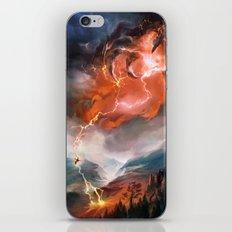 Lightning Bolt iPhone & iPod Skin