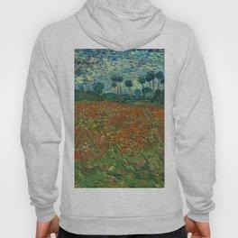 Poppy Fields Hoody