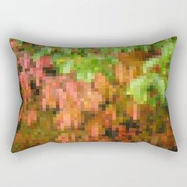 Fall Foliage by MRT Rectangular Pillow