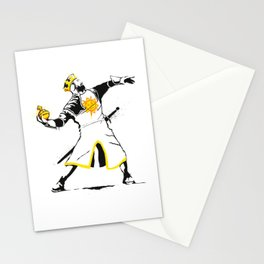holy hand grenade Stationery Cards