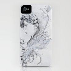 Hooded iPhone (4, 4s) Slim Case