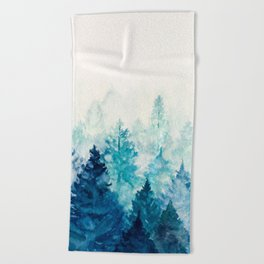 Fade Away Beach Towel