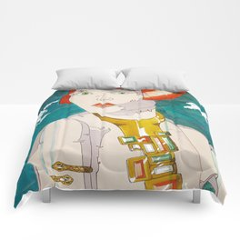 ARTDECOnstruction Comforters
