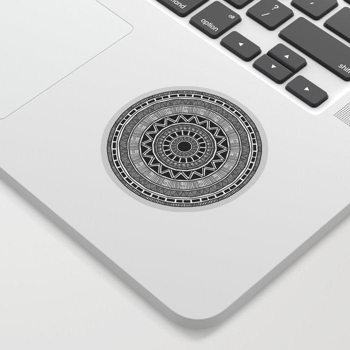 Mandala III Sticker