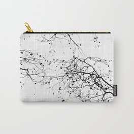 BLACK BRANCHES 2 Carry-All Pouch