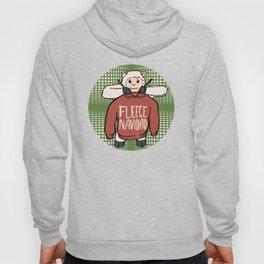 Fleece Navidad Hoody