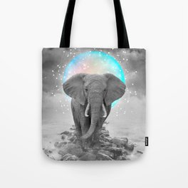 Strength & Courage Tote Bag