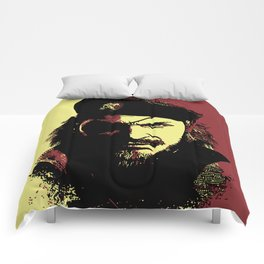 Big Boss (naked snake from metal gear solid) Comforters