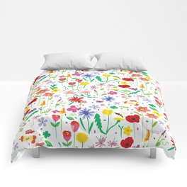 Urban nature Comforters
