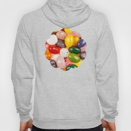 Cool colorful sweet Easter Jelly Beans Candy Hoody