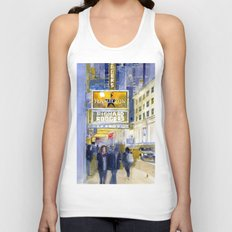 Richard Rodgers - NYC - Broadway - Theater District Unisex Tank Top