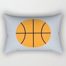 #9 Basketball Rectangular Pillow
