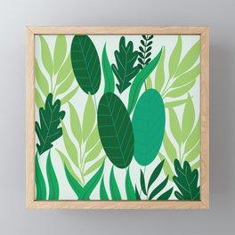 Botanical Love Framed Mini Art Print