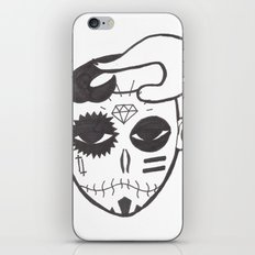 Skull Boy iPhone & iPod Skin