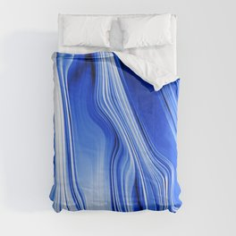 Streaming Blues Comforters