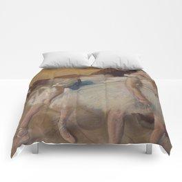 "Edgar Degas ""Dance examination"" Comforters"