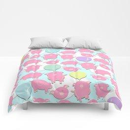 Little Piglets Comforters
