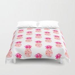 Hala Kahiki Pink Duvet Cover