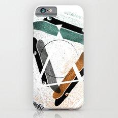Skatestriangles iPhone 6s Slim Case