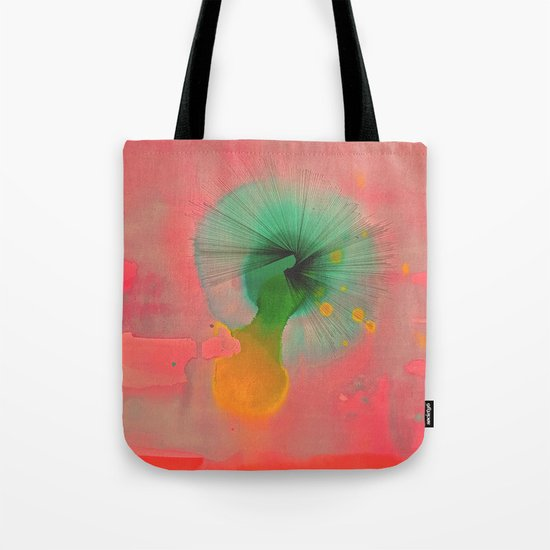 Center of Inattention Tote Bag