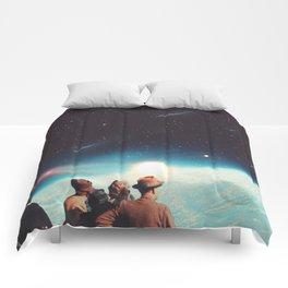 We Have Been Promised Eternity Comforters
