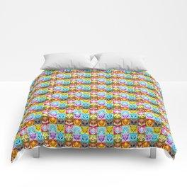 Eeveelutions Quilt Comforters