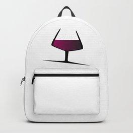 Sparkling Red Wine Backpack