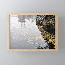October 2 Framed Mini Art Print