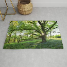 To Swing On The Tree Of Hope Rug