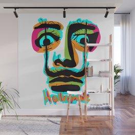 Hallucinate Dali Wall Mural