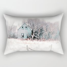 Tattered Curtains Rectangular Pillow