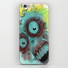 Frenzied Zombie iPhone Skin