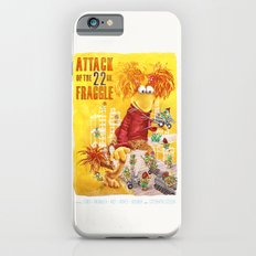 Attack of the 22 Inch Fraggle iPhone 6s Slim Case