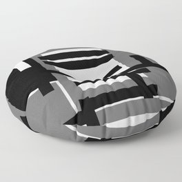 Trapped Floor Pillow