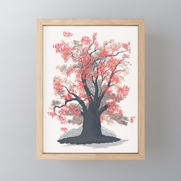 Tree Of Life Framed Mini Art Print