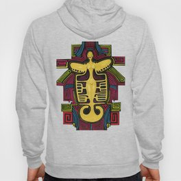 Colombia Art  Hoody
