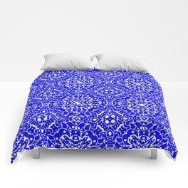 Blue China  Comforters