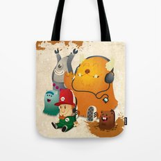 Magic Forest Gang! Tote Bag