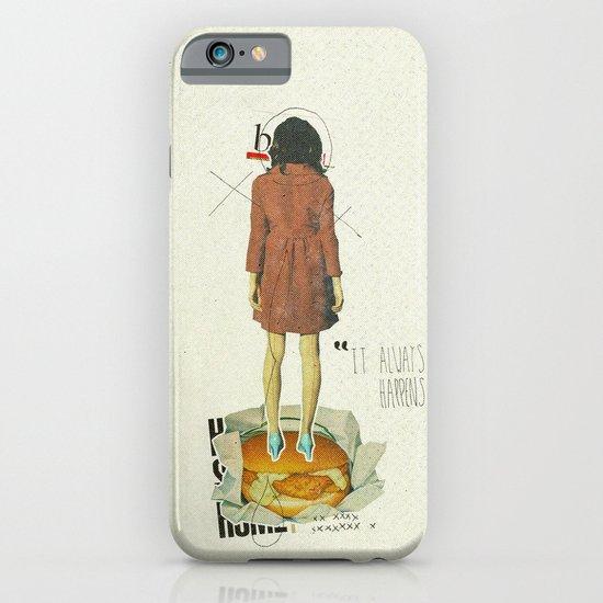 It Always Happens | Collage iPhone & iPod Case