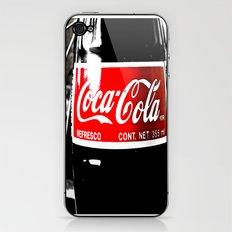 Coca-Cola Nostalgia iPhone & iPod Skin