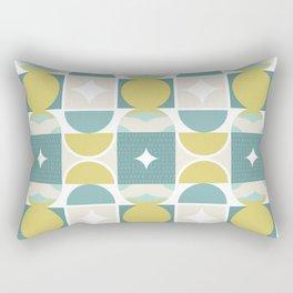 norwegian art Rectangular Pillow
