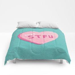 """""""Sweetheart"""" Comforters"""