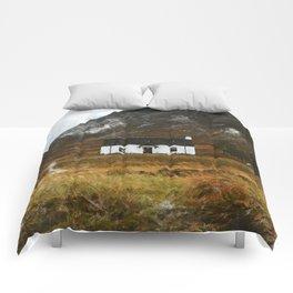 Glencoe Scotland Comforters