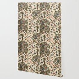 "William Morris ""Kelmscott Tree"" 1. Wallpaper"