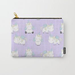 Pegacorn - Purple Carry-All Pouch